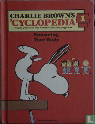 Peanuts - Charlie Brown's cyclopedia 1