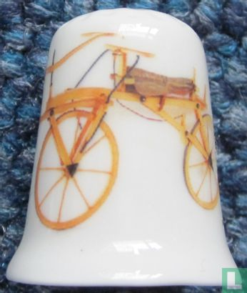Oude fiets - Image 1