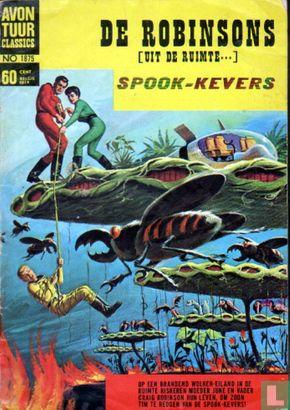 Captain Venture - Spook-kevers