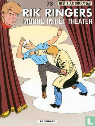Rik Ringers - Moord in het theater