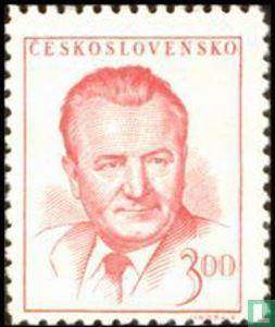 Czechoslovakia - President Gottwald (I)