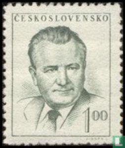 Tsjechoslowakije - President Gottwald