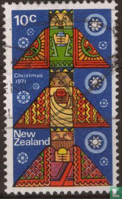 Nouvelle-Zélande - Noël