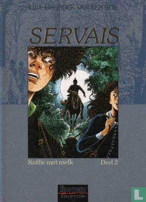 Dagboek van een bos, Het - Koffie met melk 2