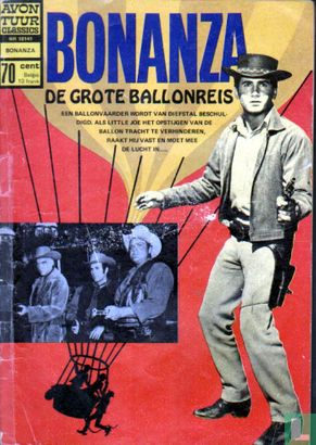 Bedrock Barnes - De grote ballonreis