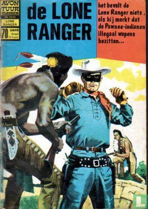 Lone Ranger (Bronco Bill, De onbekende stille, De ...) - Het bevalt de Lone Ranger niets, als hij merkt dat de Pawnee-indianen illegaal wapens bezitten...