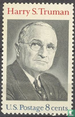 United States of America (USA) - Harry S. Truman