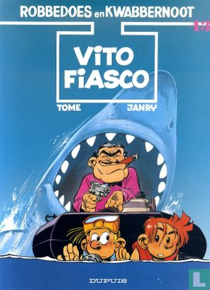 Spirou und Fantasio - Vito Fiasco
