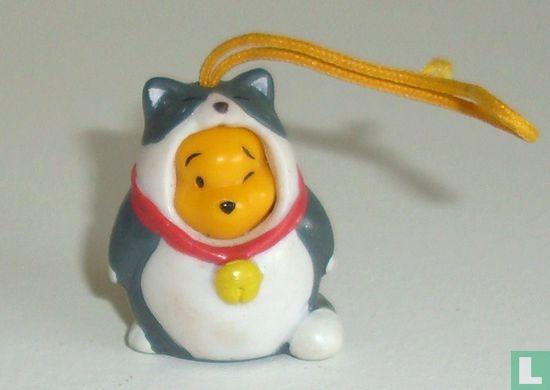 Pu der Bär - Winnie the Pooh wie eine Katze