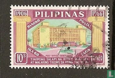 Philippines - 60 Savings Bank
