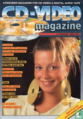 CD-Video Magazine 1 - Afbeelding 1