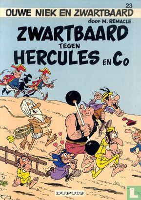 Ouwe Niek en Zwartbaard - Zwartbaard tegen Hercules en Co