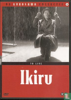 DVD - Ikiru