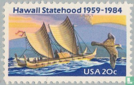 Verenigde Staten van Amerika (USA) - 25 jaar staat Hawaï