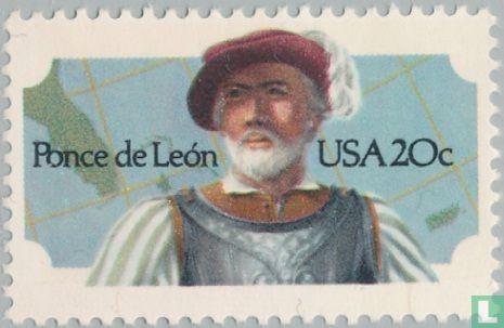 United States of America (USA) - Léon, Ponce de