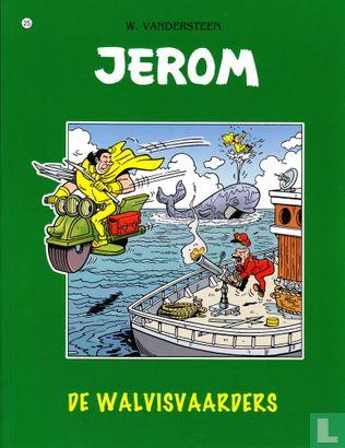 Jérôme - De walvisvaarders