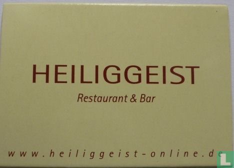 Restaurant & Bar Heilggeist - Image 1