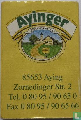 Brauereigasthof Ayinger - Image 1