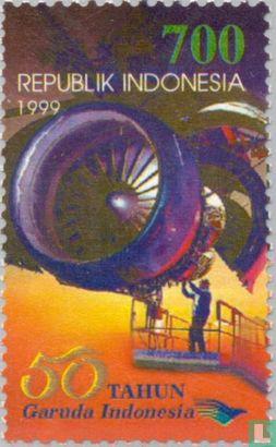 Indonesië [IDN] - Garuda Indonesia 1949-1999