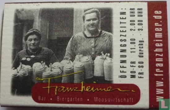 Bar Biergarten Franzheimer - Image 1