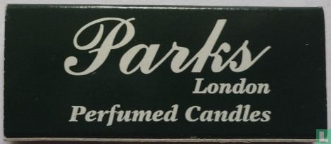Parks Perfumes candles