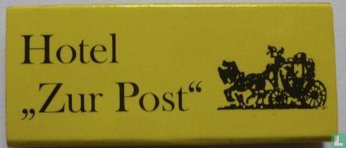 """Hotel """"zur Post"""" - Image 1"""