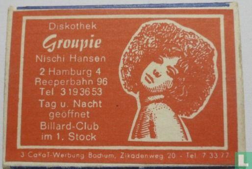 Diskotheek Groupie