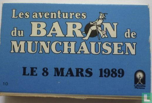Les aventures du Baron de Munchausen - Image 1