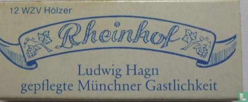 Restaurant Rheinhof - Ludwig Hagn - Image 1
