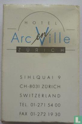 Hotel Arc en Ville - Image 1