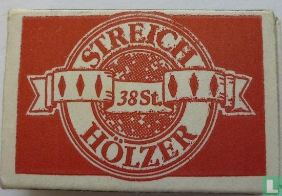 Streichhölzer 38 st - Image 1