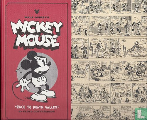 Mickey Mouse - Race to Death Valley