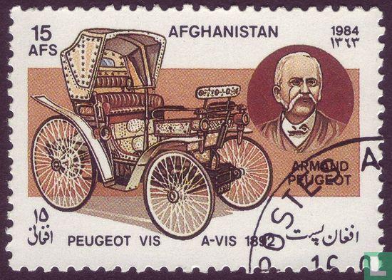 Afghanistan [AFG] - Peugeot VIS