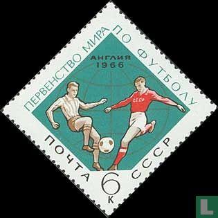 Soviet Union - World Cup Soccer