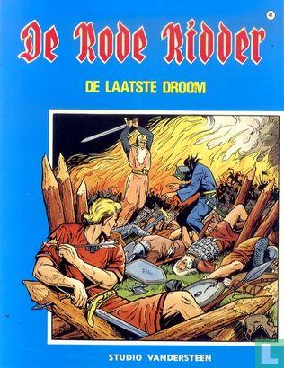 Chevalier Rouge, Le [Vandersteen] - De laatste droom