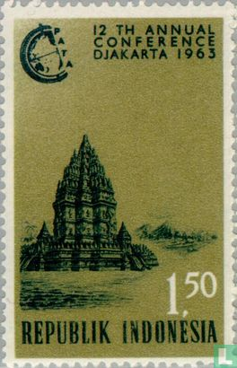 Indonesien [IDN] - Konferenz der Pazifik-Region Travel Association