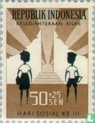 Indonesien [IDN] - Dritter Tag soziale