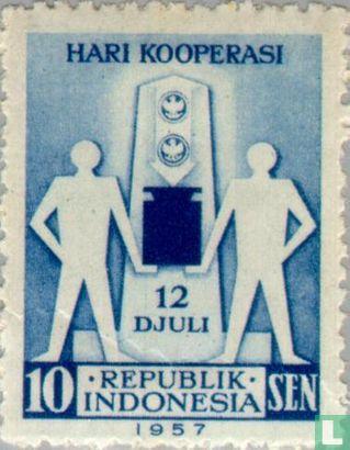 Indonésie [IDN] - Journée de la Coopérative