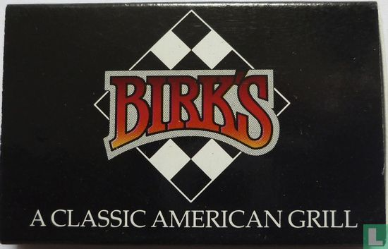 Birks A classic American grill - Image 1