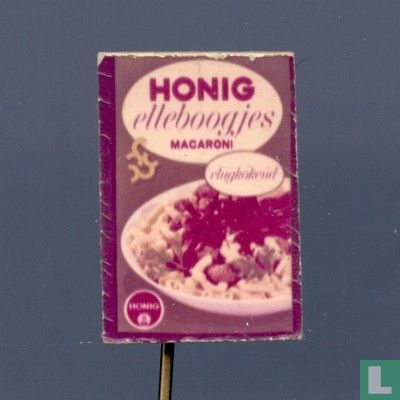 Honig - Honig elleboogjes macaroni vlugkokend