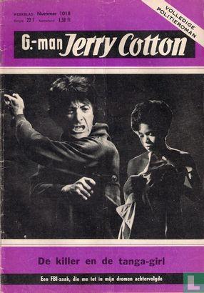 G-man Jerry Cotton 1018