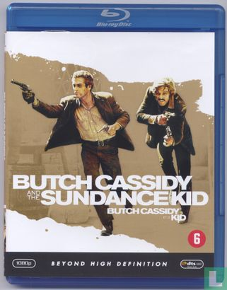 Blu-ray - Butch Cassidy and the Sundance Kid