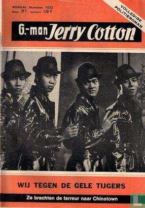 G-man Jerry Cotton 1033