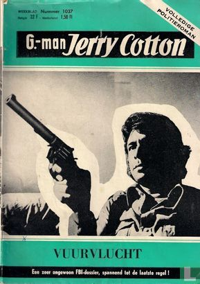 G-man Jerry Cotton 1037