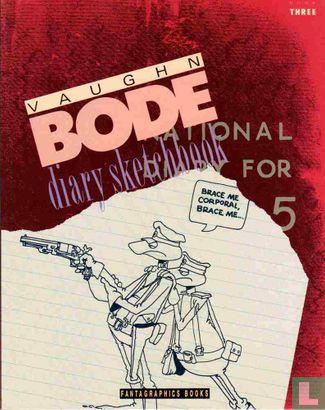 Erotica [Bodé] - Diary sketchbook