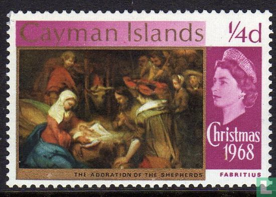 Cayman Islands - Christmas Paintings