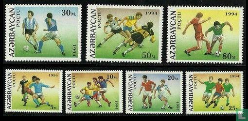 Azerbaijan - World Cup soccer
