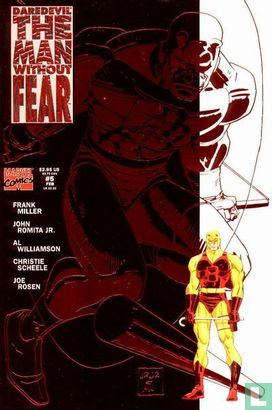 Daredevil (Durfal) - Daredevil: The Man Without Fear