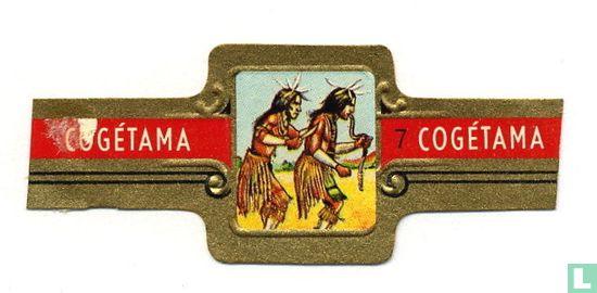 Cogétama - Scènes uit het indianenleven 7