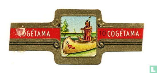Cogétama - Scènes uit het indianenleven 10